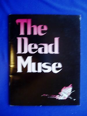 The Dead Muse: Eddie Campbell and others. Alternative comics , mag. 1st print.