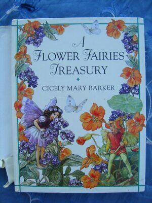 A Flower Fairies Treasury by Cicely Mary Barker Book The Cheap Fast Free Post