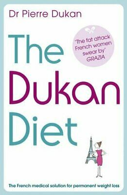 The Dukan Diet by Dukan, Pierre Paperback Book