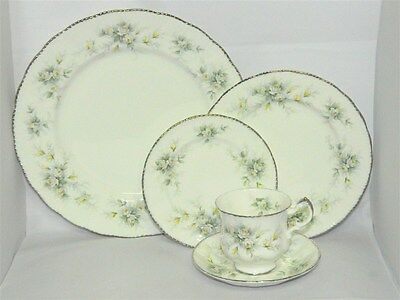 1-Paragon First Love 5 Piece Place setting ( 11 Available)