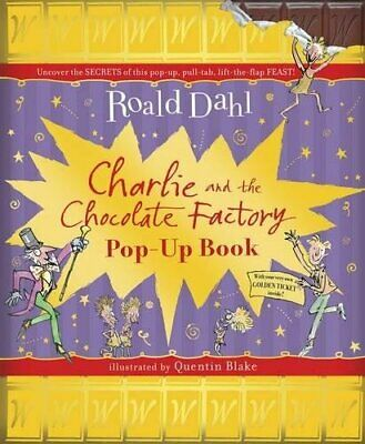 Charlie and the Chocolate Factory Pop-Up Book (Penguin Modern ... by Dahl, Roald