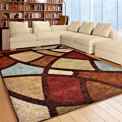 Rugs Area Rugs Carpet Flooring Area Rug Home Decor Modern Shag Rugs Sale New