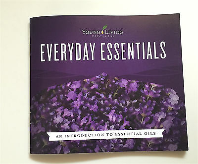 Young Living Essential Oils Everyday Essential Book Booklet Book LOT OF 5