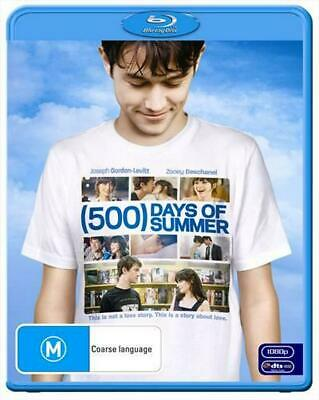 500 Days of Summer - BLR Region B Free Shipping!