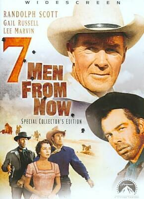 Seven Men From Now New Dvd