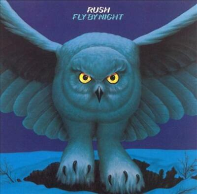 Rush - Fly By Night [Remaster] New Cd