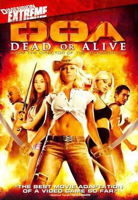 Doa: Dead Or Alive New Dvd