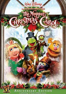 The Muppet Christmas Carol [50th Anniversary Edition] New DVD
