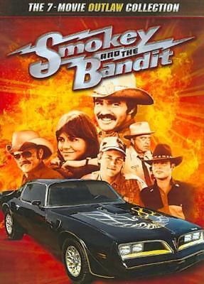 Smokey and the Bandit: The 7-Movie Outlaw Collection New DVD