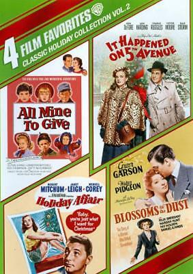 Classic Holiday Collection, Vol. 2: 4 Film Favorites New Dvd