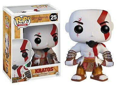 God Of War Kratos Funko Pop! Licensed Vinyl Figure