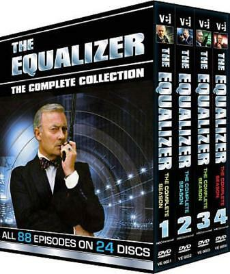 The Equalizer: The Complete Collection New Dvd