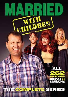 Married With Children: The Complete Series New Dvd