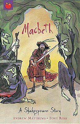 Macbeth (Shakespeare Stories), William Shakespeare Paperback Book The Cheap Fast