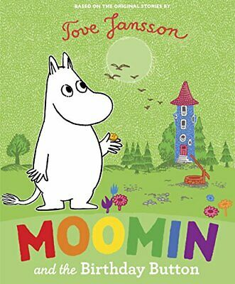 Moomin and the Birthday Button, Jansson, Tove Paperback Book The Cheap Fast Free
