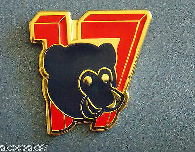17 Construction Squadron Can Do Lapel Badge 25Mm High Enamel W/1 Pin Vietnam