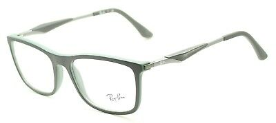 ff6adaa16d RAY BAN RB 7029 5197 55mm FRAMES RAYBAN Glasses RX Optical Eyewear  EyeglassesNew