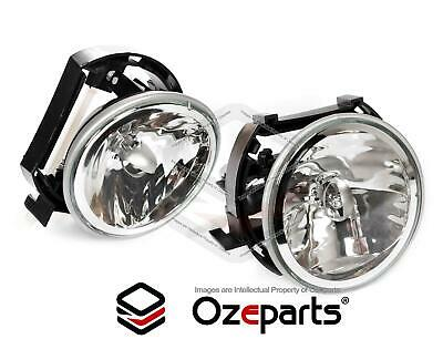 Ford Falcon BA BF XR6 XR8 2002~2008 Pair LH+RH Fog Lights Spot Driving Lamps