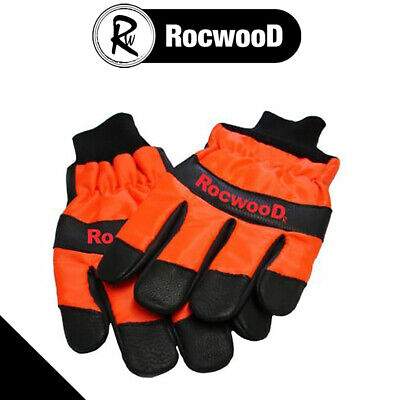 Chainsaw Protective Large Gloves Professional Quality