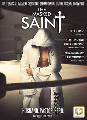 The Masked Saint New DVD