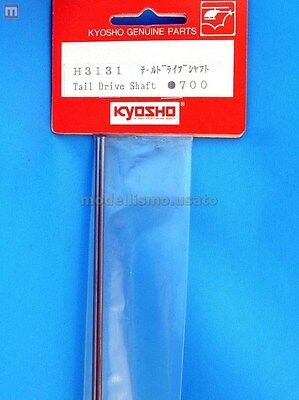 Kyosho H3131 Concept 30 Tail Drive Shaft (2) modellismo
