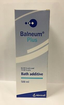 Balneum Plus Antipruritic Medicinal Bath Oil - 500Ml