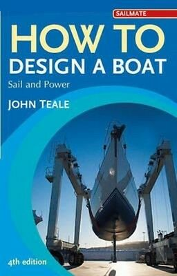 How to Design a Boat by John Teale Paperback Book (English)