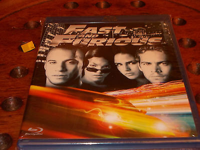 Fast and Furious 1 Blu-Ray ..... Nuovo