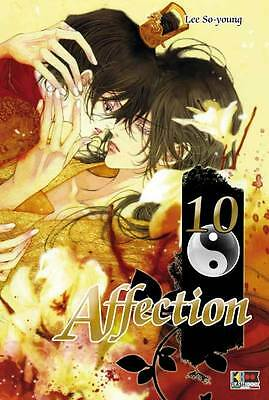 Manga - AFFECTION  N. 10 - nuovo italiano - flashbook