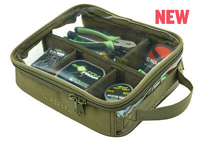 Trakker NEW Bitz Pouch Tackle Bag all sizes *PAY ONE POST*