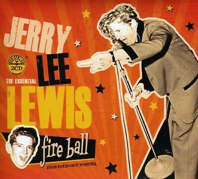 Jerry Lee Lewis - Fireball [CD New]