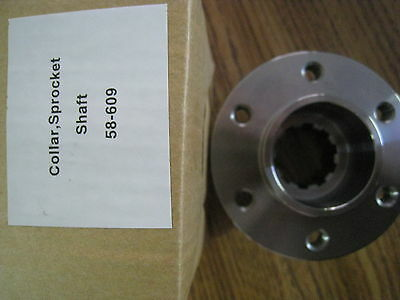 """ULTIMA 2"""" belt drive 1"""" offset for front pulley item #13 58-609"""