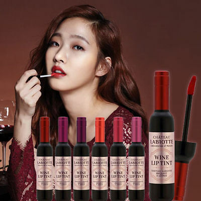 CHATEAU LABIOTTE WINE LIP TINT 7g (6 colors) 2016 MADE IN KOREA
