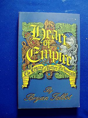 Heart of Empire The Legacy of Luther Arkwright: Bryan Talbot.  VFN.