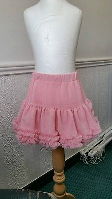 *CLEARANCE SALE* Joules Junior Lizzy Pink TuTu Age 8 Was £29.95 now £13.99