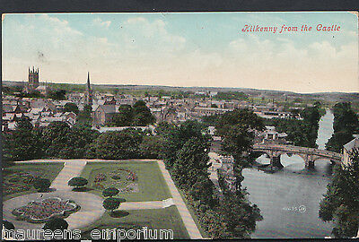 Ireland Postcard - Kilkenny From The Castle  MB1943