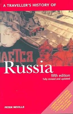 A Traveller's History of Russia by Peter Neville Paperback Book (English)