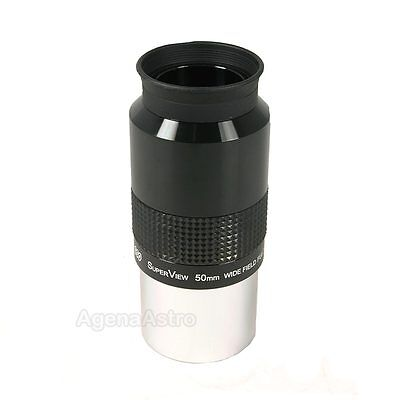"GSO 2"" 50mm SuperView Eyepiece for Telescope  # SV50"