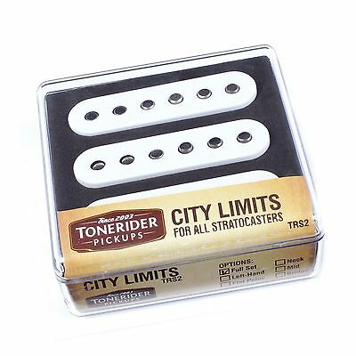 Tonerider City Limits Pickup Set for Stratocaster