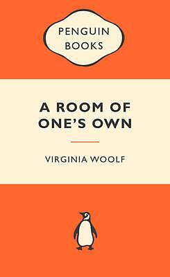 A Room of One's Own by Virginia Woolf Paperback Book Free Shipping!