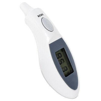 High Quality LCD Digital Infrared Ear Thermometer for Baby Child Adult