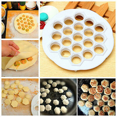 Dumpling Mold Maker Kitchen Dough Press Ravioli Pelmeni Making Mould Maker Tool