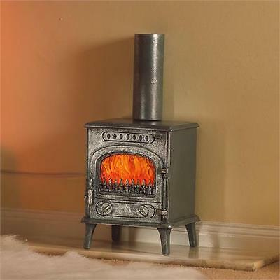 Wood Burning Stove 1:12 Scale for Dolls House from Dolls House Emporium