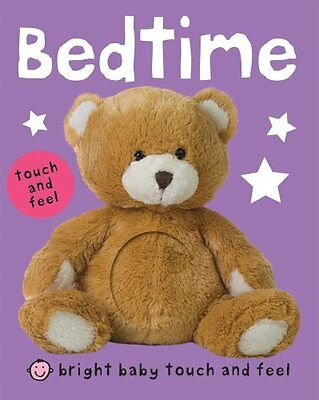 Bright Baby Touch and Feel Bedtime, Roger Priddy Board book Book The Cheap Fast