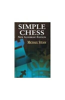 Simple Chess by Stean, Michael Paperback Book The Cheap Fast Free Post