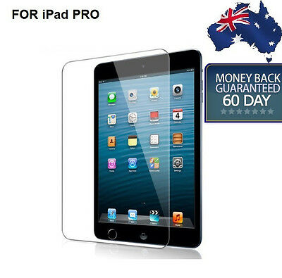 GENUINE iPad Pro 9.7 / 12.9 inch Tempered Glass Screen Protector