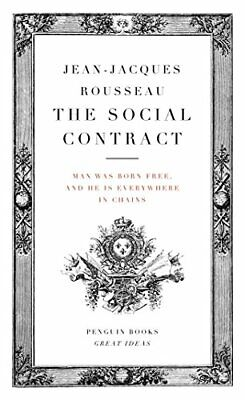 Penguin Great Ideas : The Social Contract by Rousseau, Jean-Jacques Paperback