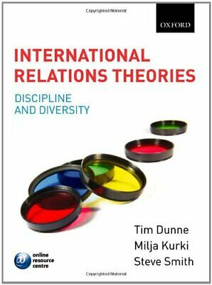 International Relations Theories: Discipline and Diversity Paperback Book The
