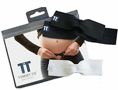 Pregnancy Waist Extender Belt - Elastic Bump Band for Expanding your Pregnancy