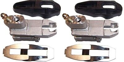Pair Rear Wheel Cylinders To Fit 120Y B210 3/74 - 3/79 Left=Right